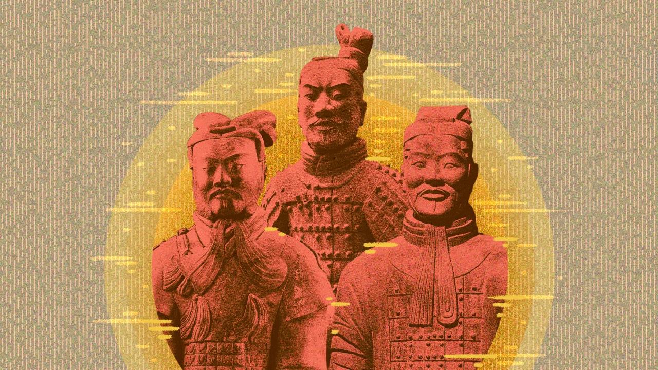 Arte de la guerra, Sun Tzu, filosofía, teoría miliatar, terracota
