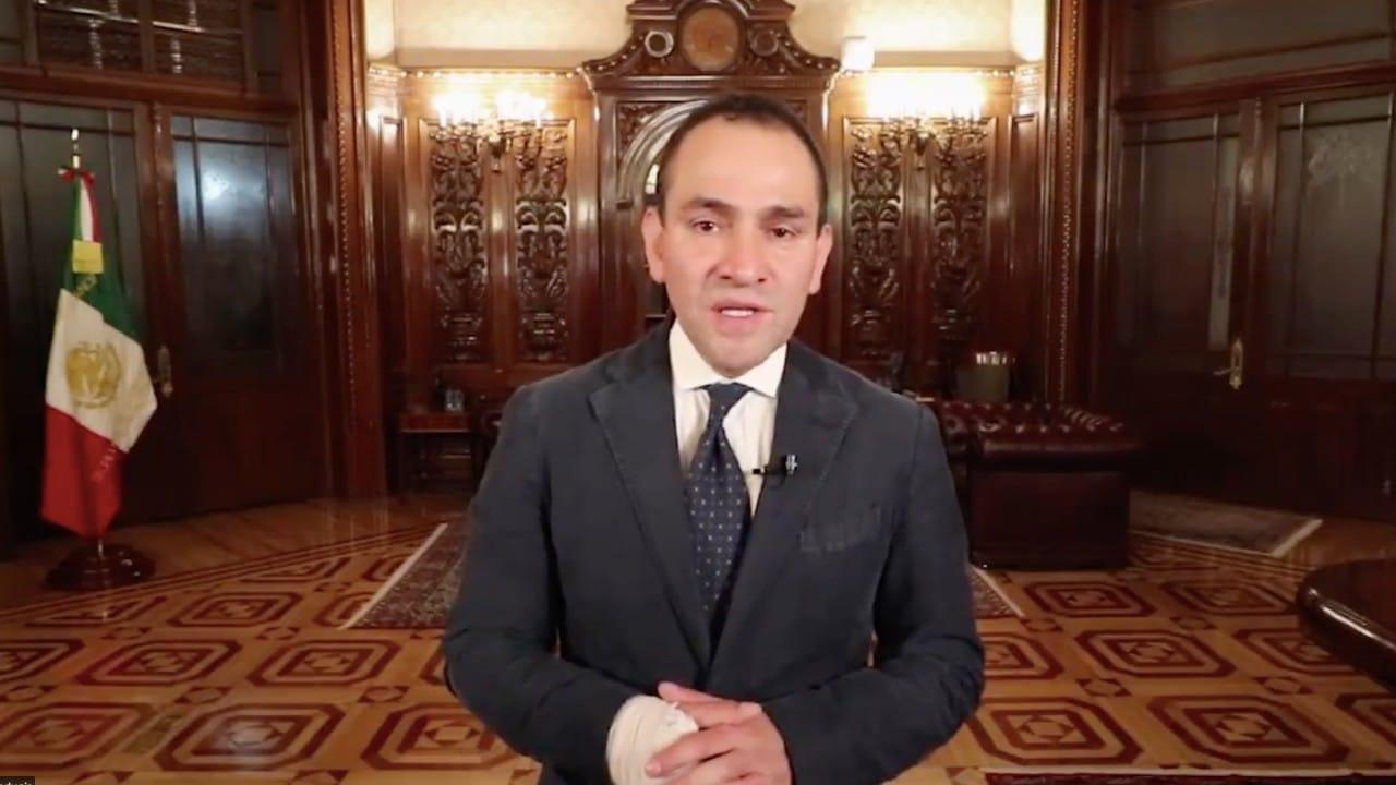 """Arturo Herrera se despide, en video, de la Secretaría de Hacienda y """"se deja atrás lo peor de la crisis"""", afirma"""