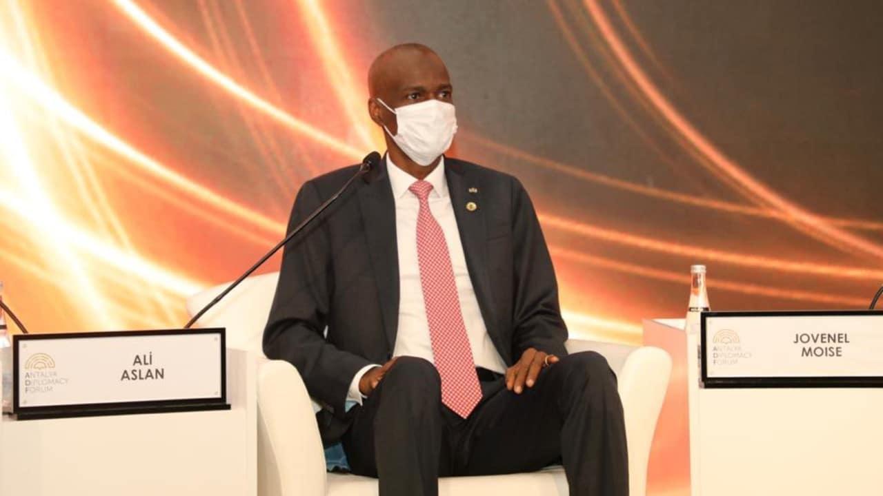 Asesinan a tiros al presidente de Haití, Jovenel Moise