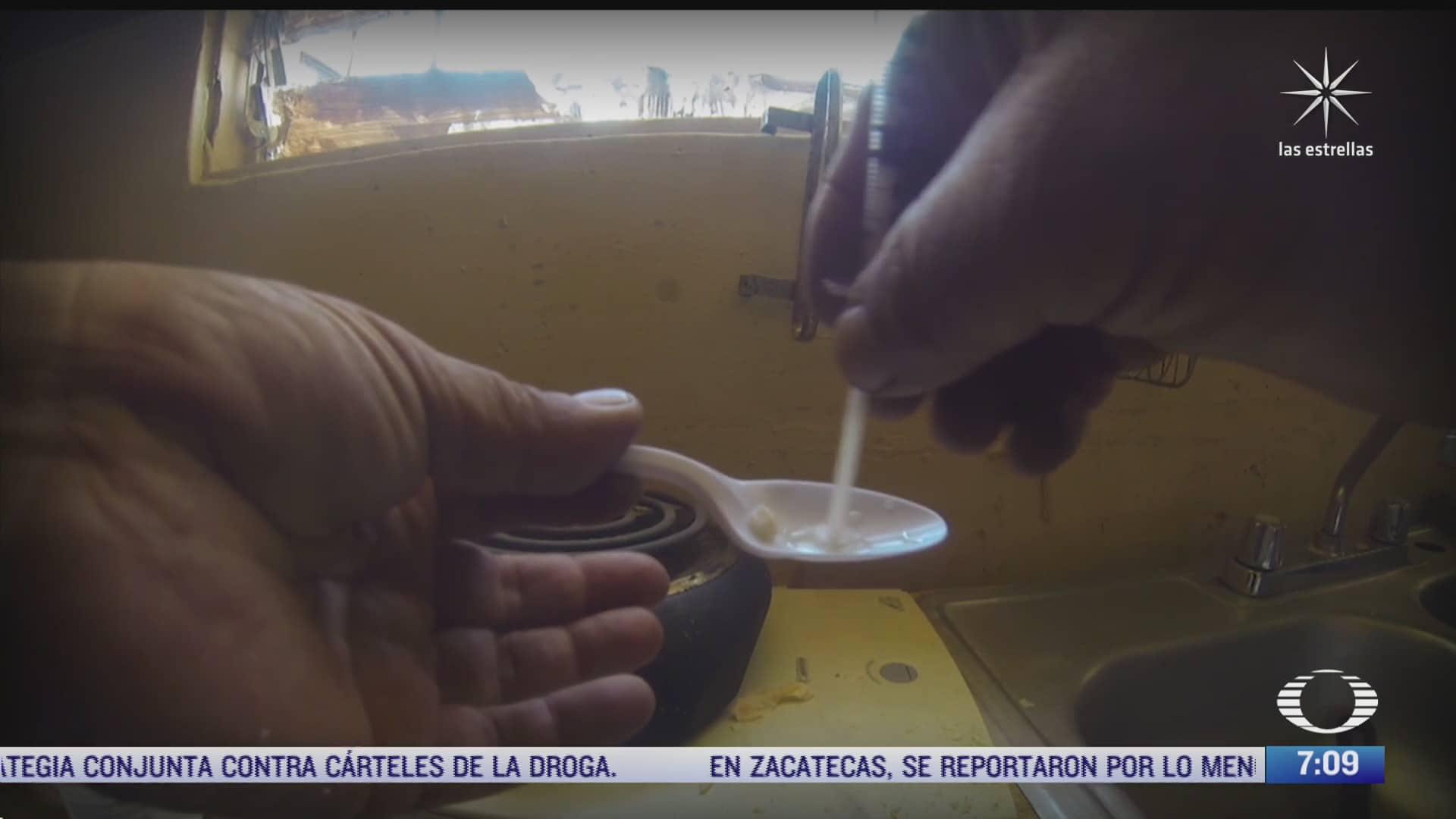 aumenta el consumo de fentanilo en mexico