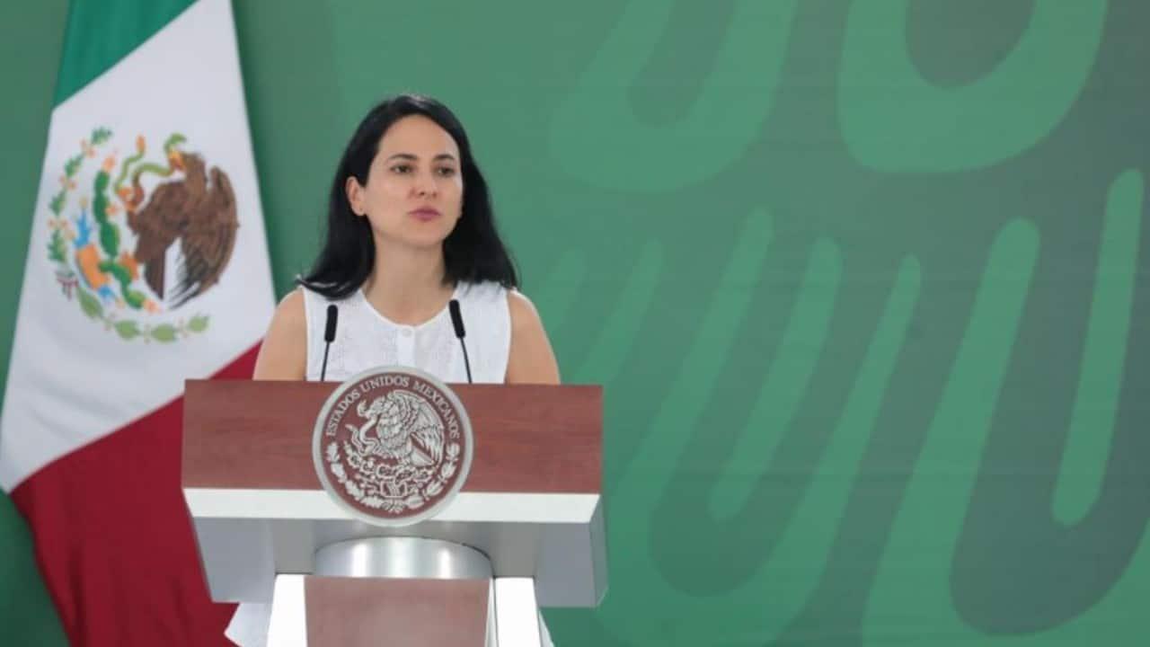 Berenice Romero Domínguez, encargada de despacho de la Profeco.