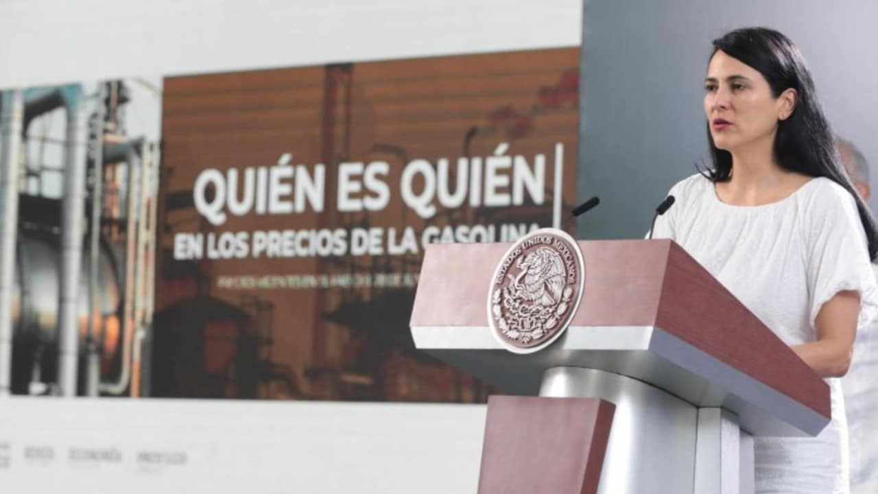 Berenice Romero Domínguez, titular de Profeco