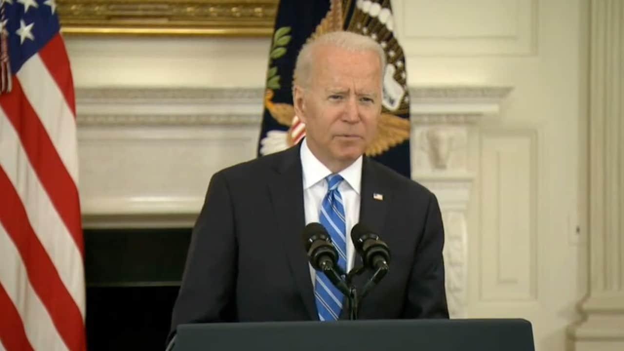 El presidente de Estados Unidos, Joe Biden (Casa Blanca)