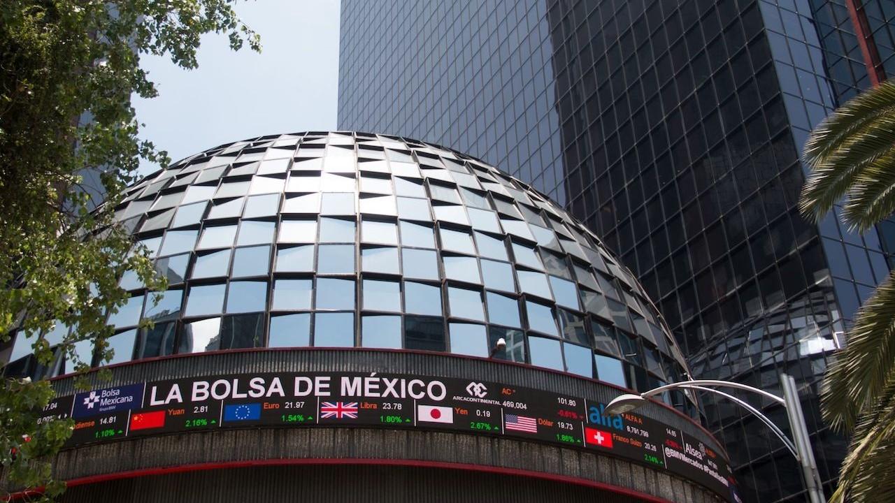 Bolsa Mexicana de Valores (BMV) en la Ciudad de México (Cuartoscuro)