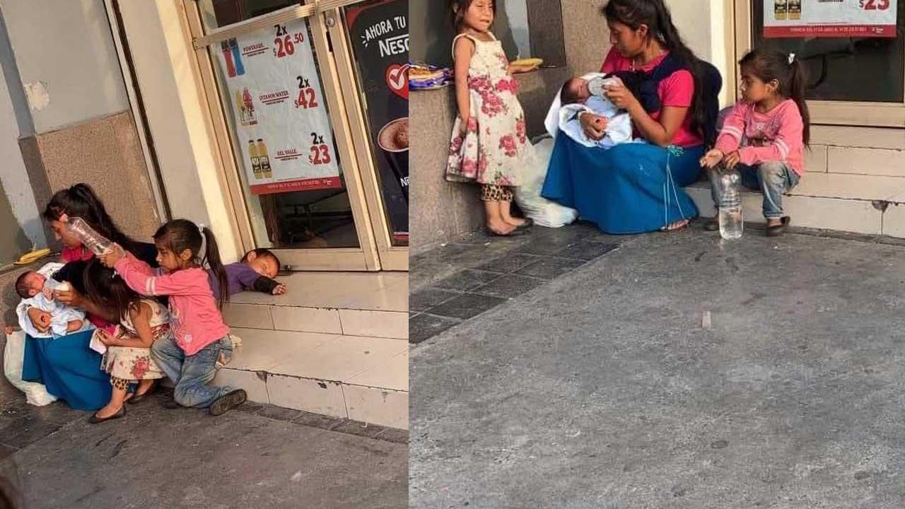 Buscan a Alicia que cuidó a un bebé abandonado en Monterrey