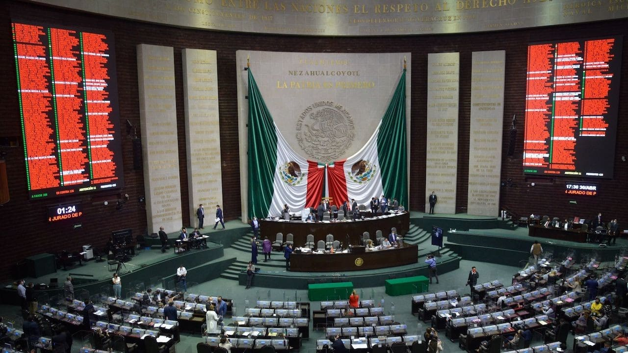 Cámara de Diputados en México (Cuartoscuro, archivo)