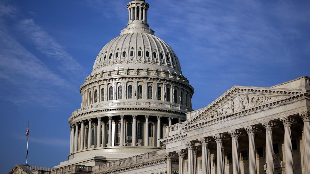 El edificio del Capitolio de los Estados Unidos (Getty Images)