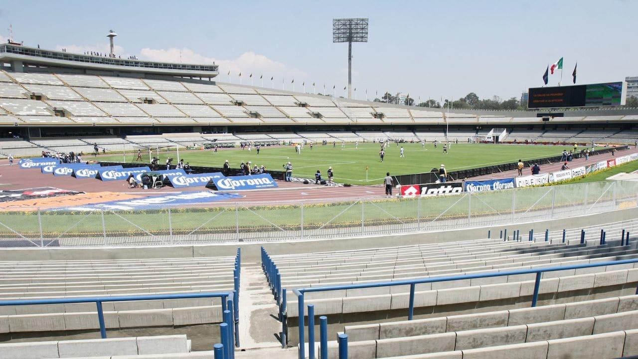 Cerrarán Estadios Futbol CDMX Foto
