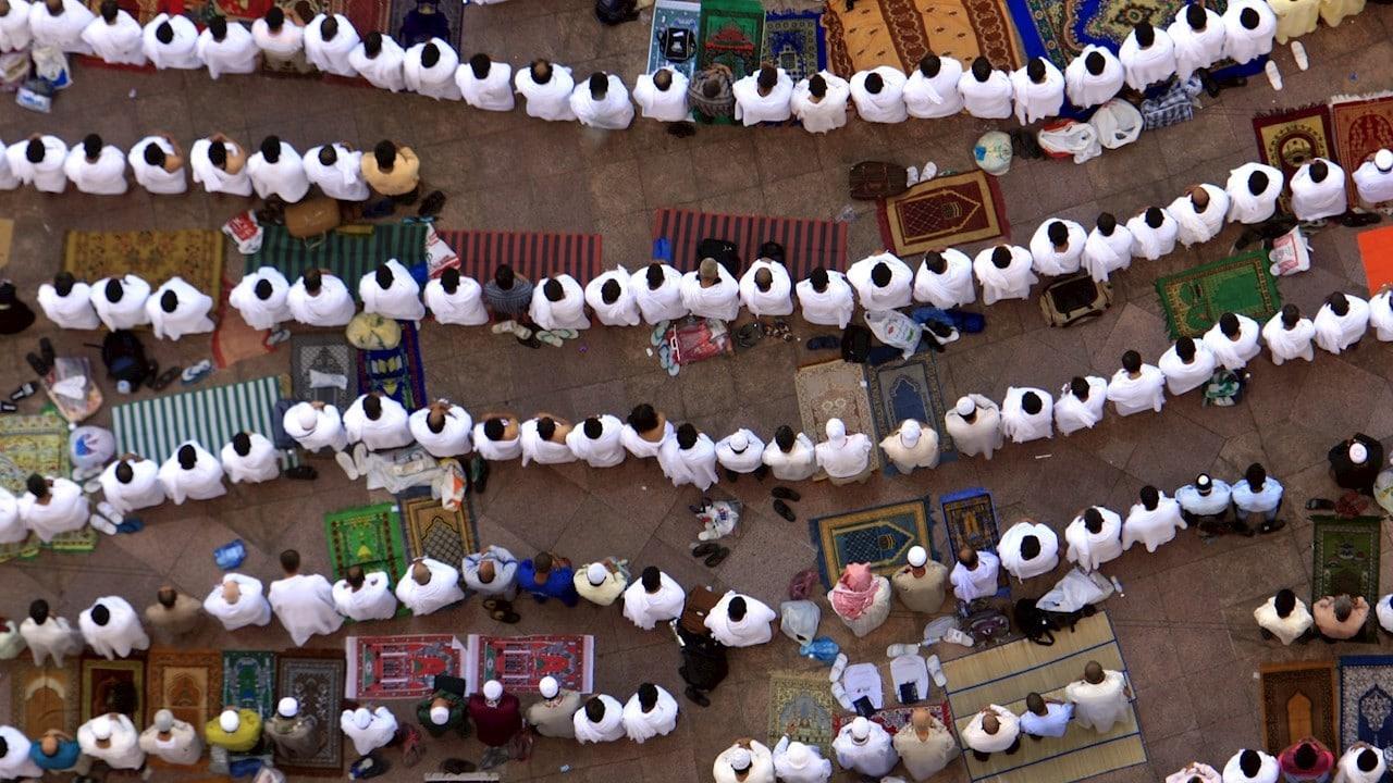 Comenzó peregrinación a La Meca en medio de medidas sanitarias por COVID-19