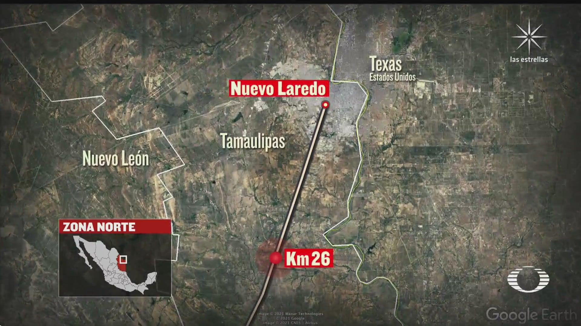 comienzan operativos de busqueda de desaparecidos en la carretera del terror