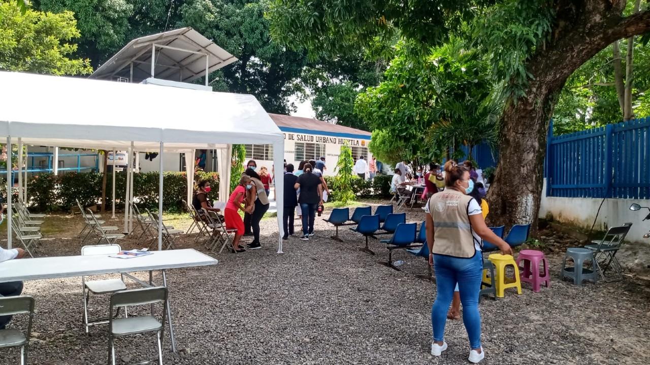 Concluye estrategia de vacunación 2+1 en Chiapas y aumenta asistencia