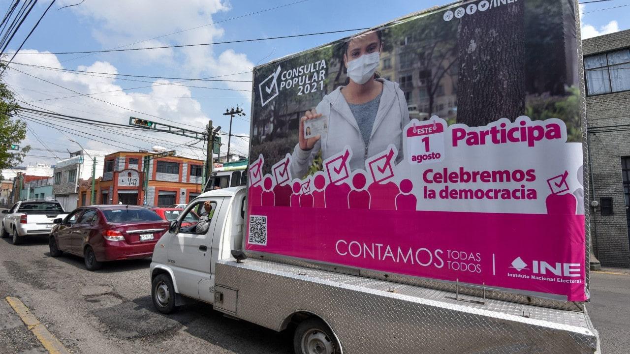 Abren mesas receptoras de opinión en todo México para Consulta Popular 2021