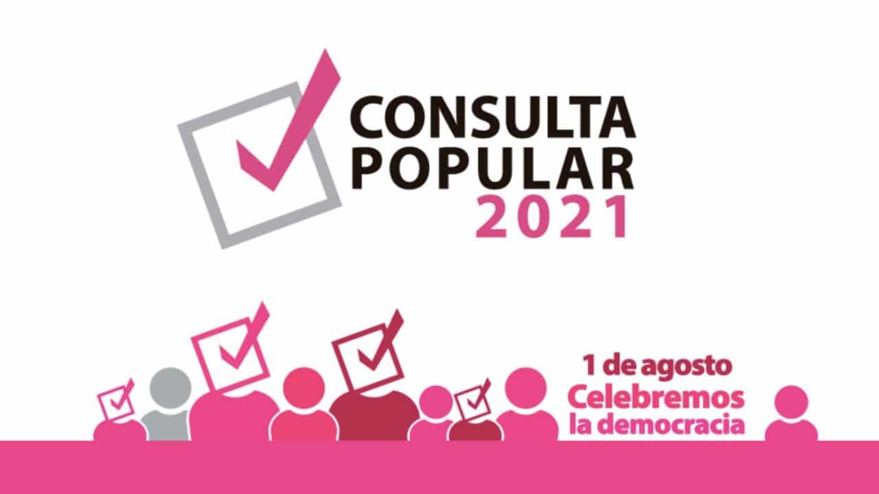 Consulta Popular 2021: Todo lo que debes saber