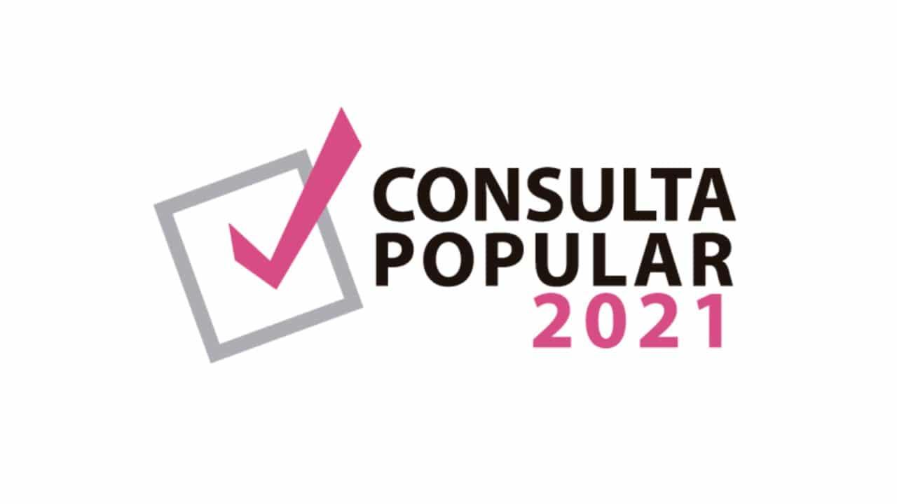 Consulta Popular 2021 ¿qué es?