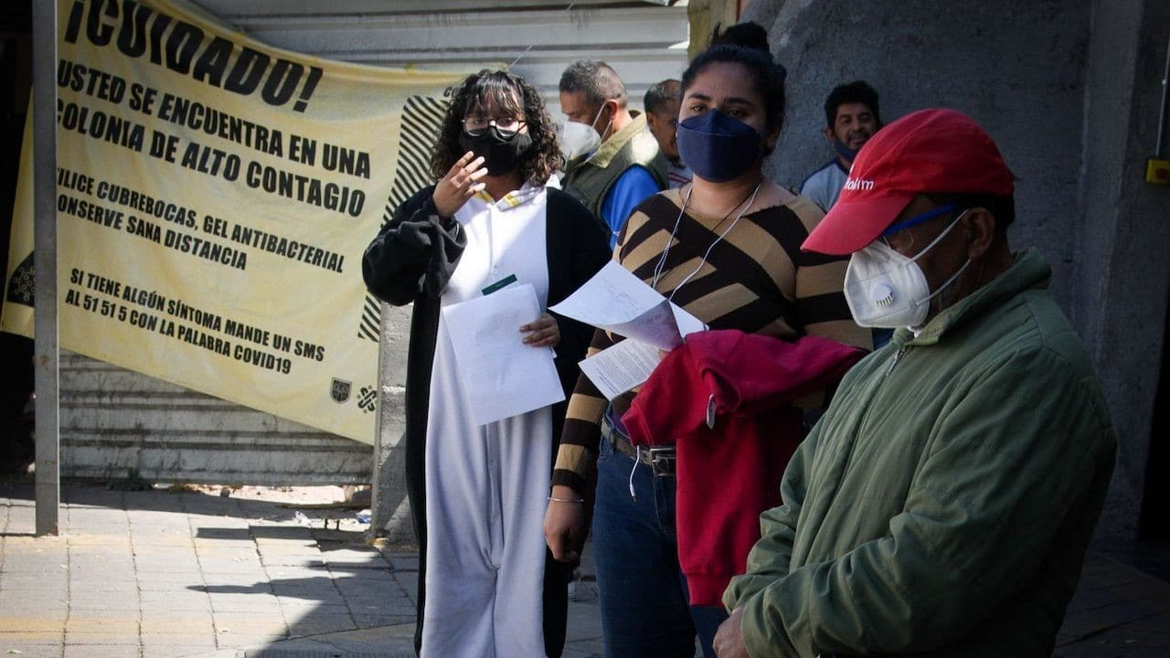 Casos de COVID-19 aumentan en México (Cuartoscuro)