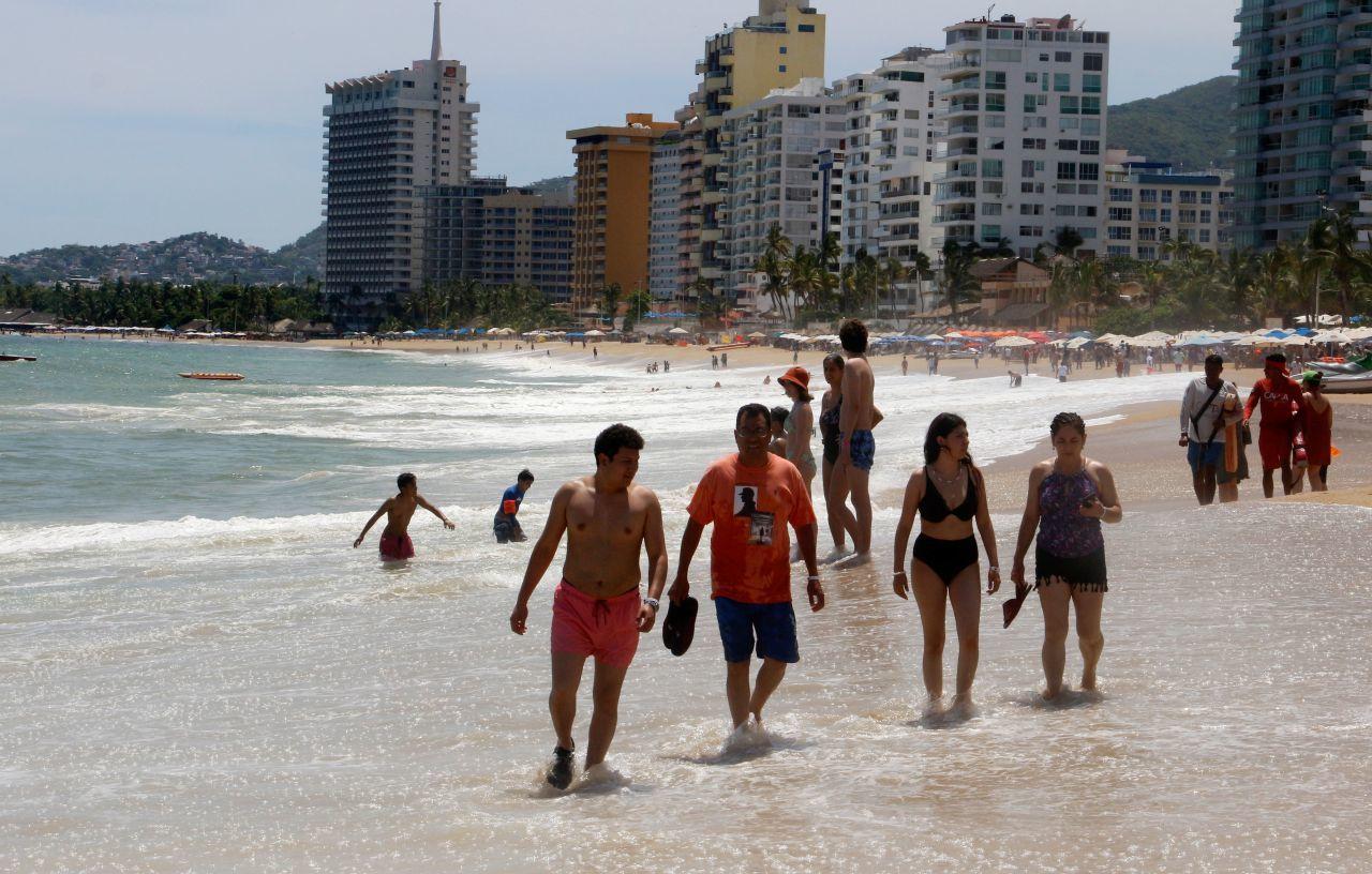 Guerrero, COVID-19, Playas, Contagios