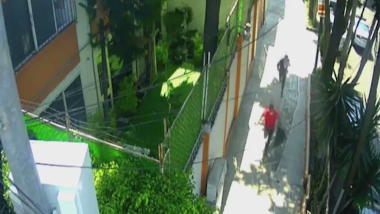 Ladrones cometen robo en la Colonia Del Valle, CDMX (FOROtv)