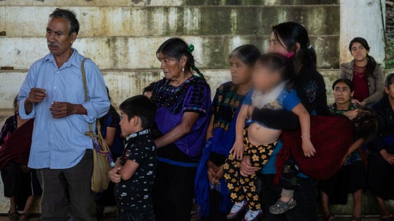 Desplazados de Pantelhó piden ayuda para regresar a sus viviendas