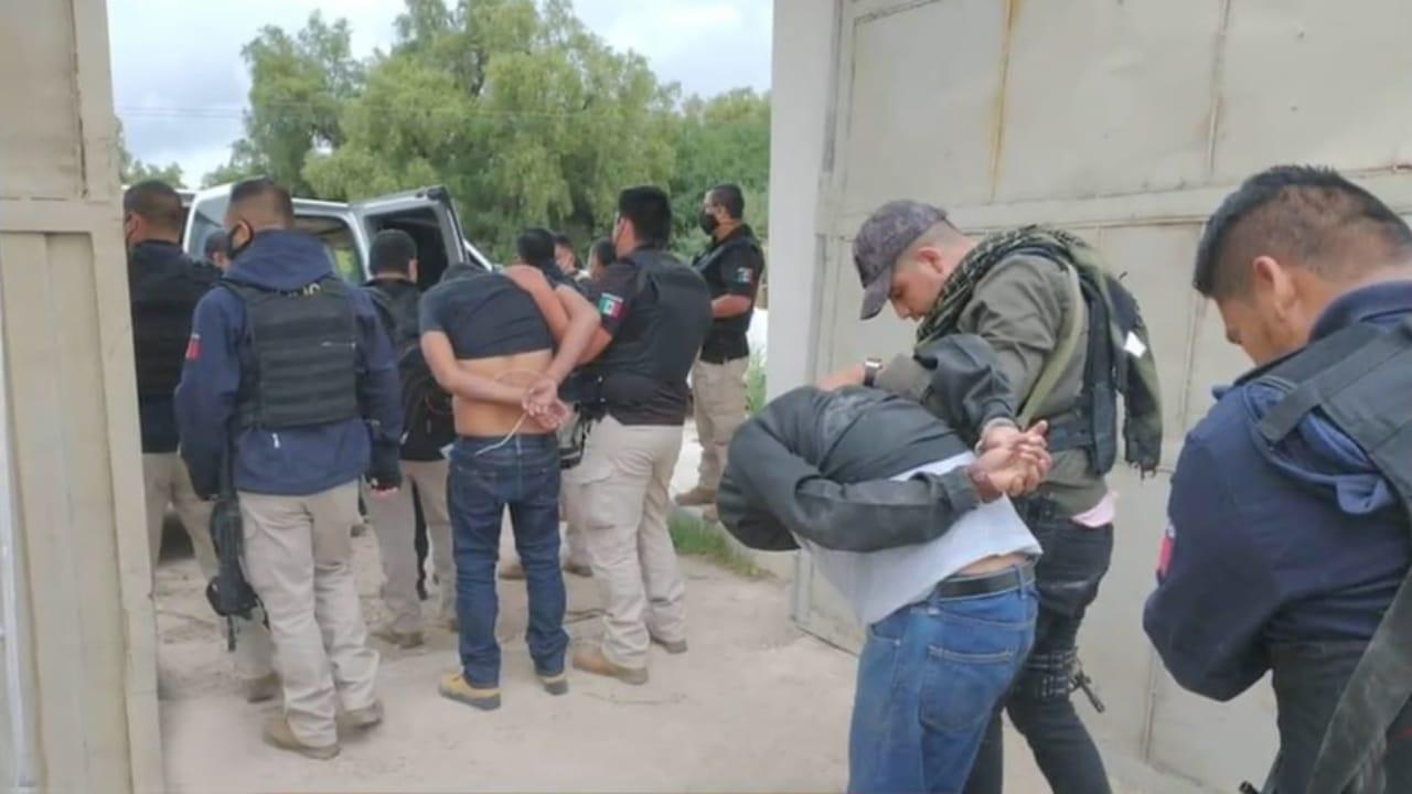 Vinculan a proceso a 12 personas por posesión de arsenal en Tepetitlán, Hidalgo