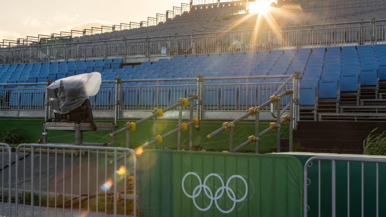 Detienen a hombre por presunta violación en estadio olímpico en Tokio