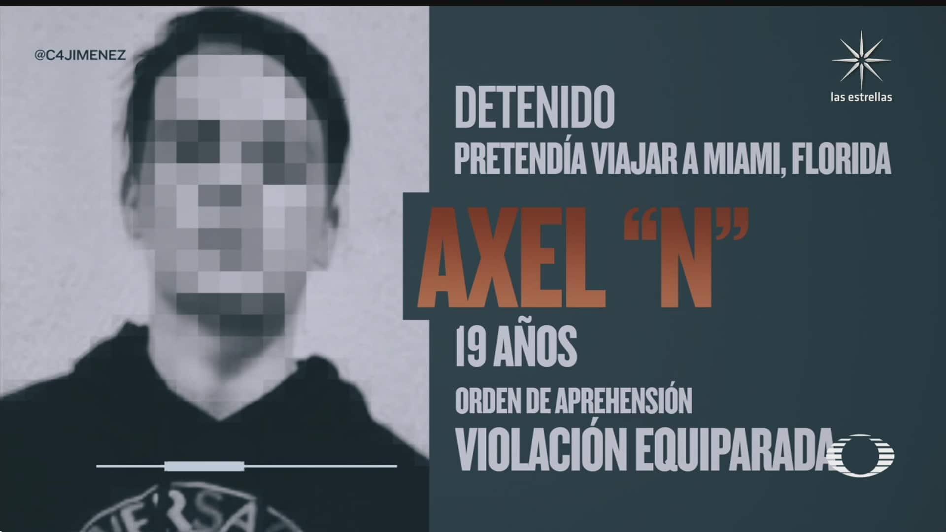 detienen a presunto violador de ainara joven victima en el caso yosstop