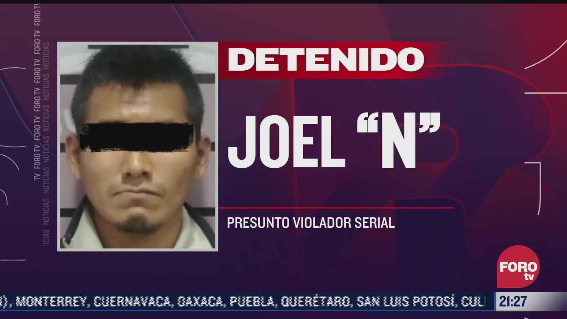 detienen a presunto violador serial en cuautitlan izcalli