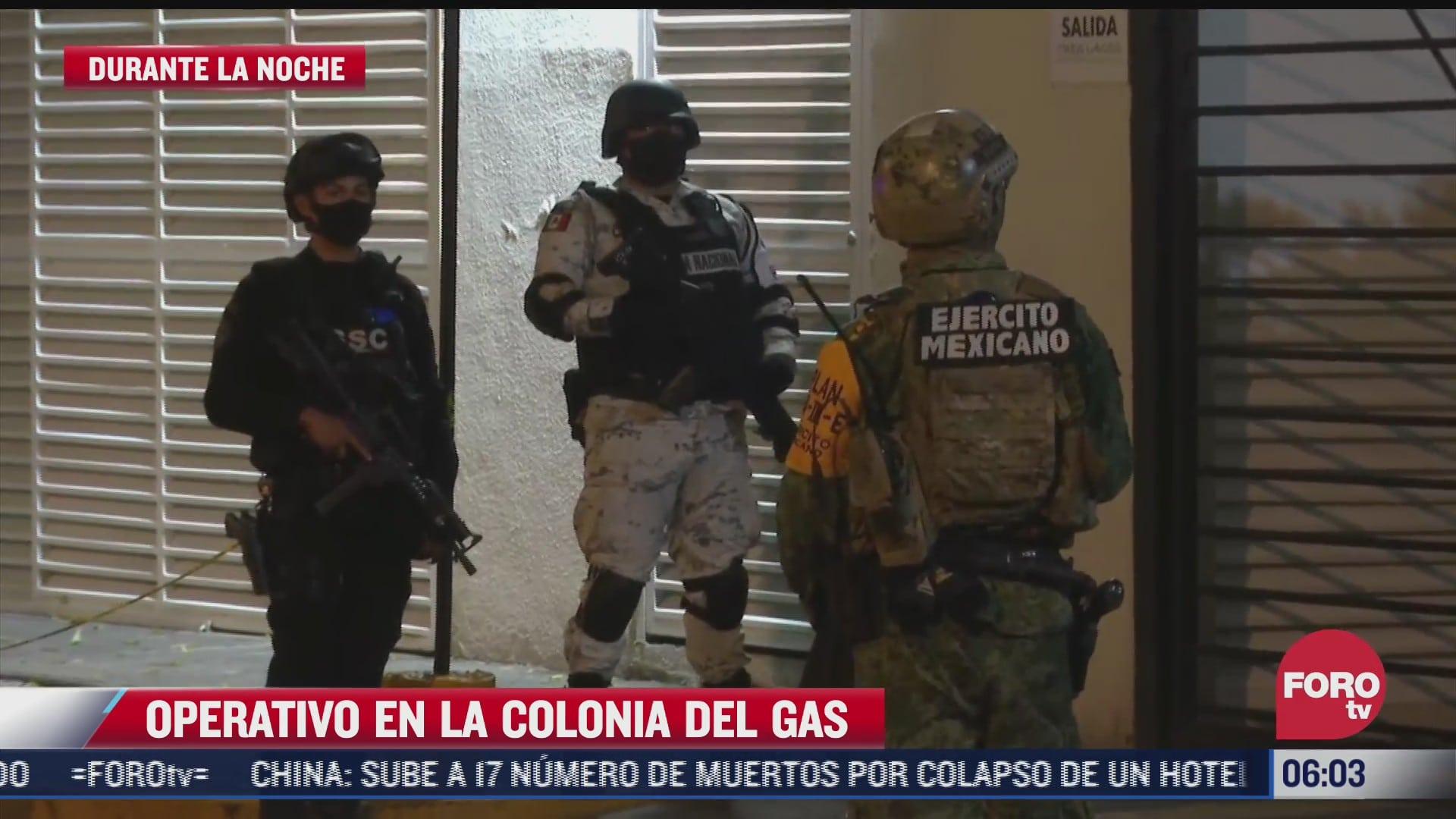 dos detenidos durante operativo contra el narcomenudeo en azcapotzalco cdmx
