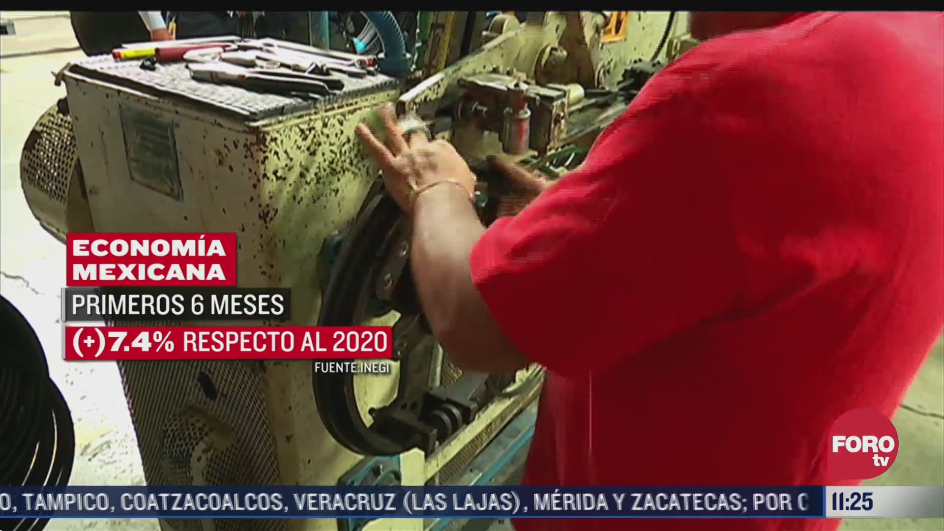 economia mexicana crecio 1 5 en abril junio inegi