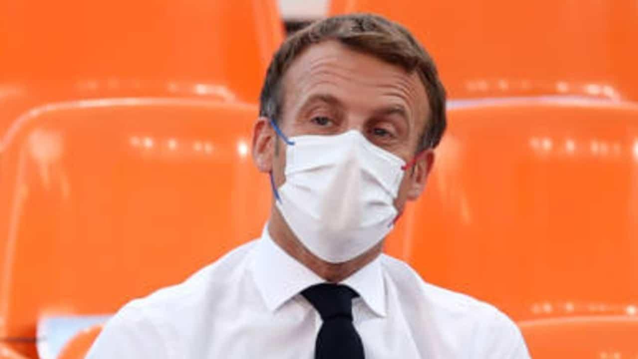 Emmanuel Macron asegura que 4 millones de personas se vacunaron por anuncio de restricciones
