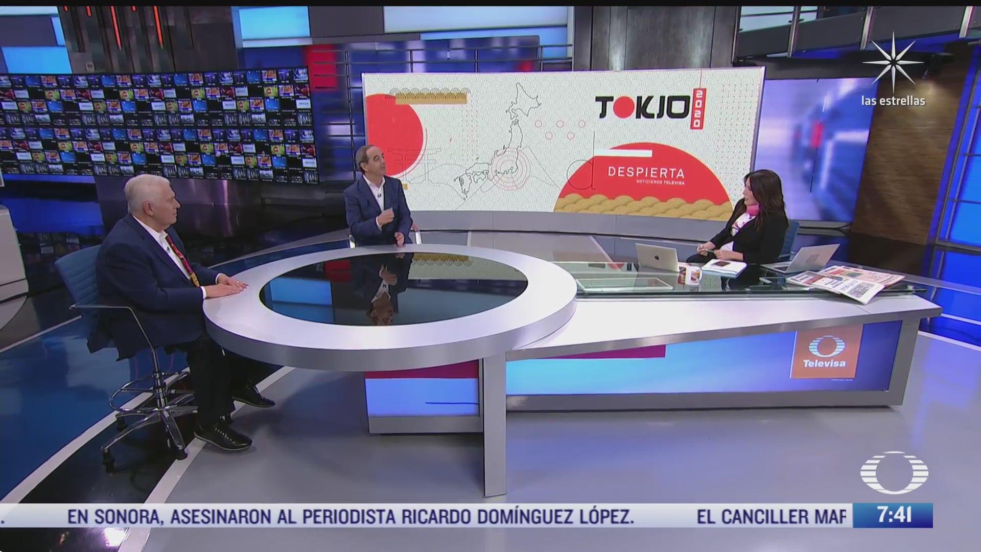 entrevista con carlos padilla presidente del comite olimpico mexicano para despierta