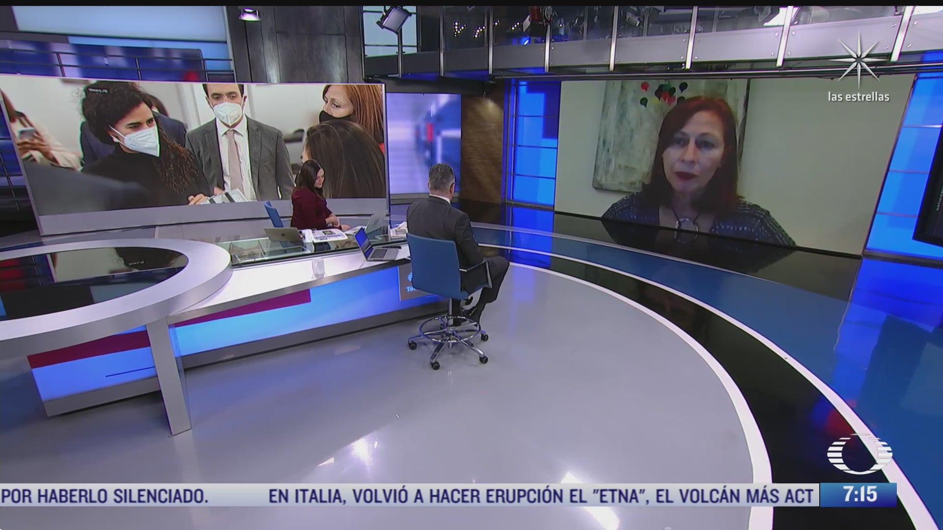 entrevista con tatiana clouthier secretaria de economia para despierta