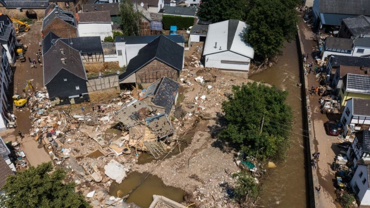 Europa suma más de 180 muertos tras inundaciones