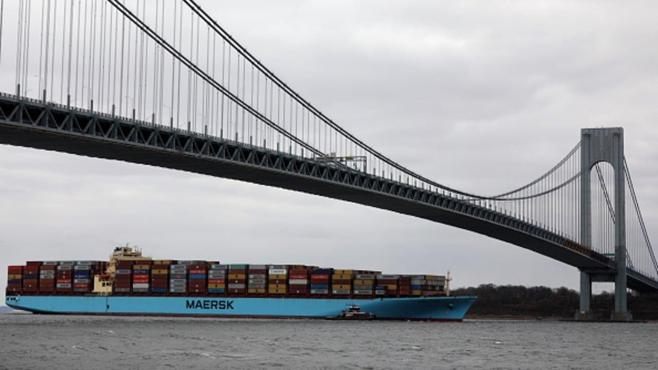 "Canal de Suez permitirá salir al ""Ever Given"" tras meses retenido"