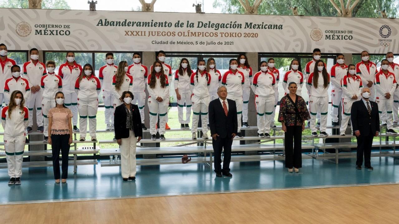 Expectativa de medallas olímpicas en México baja de 10 a 5 por el COVID-19