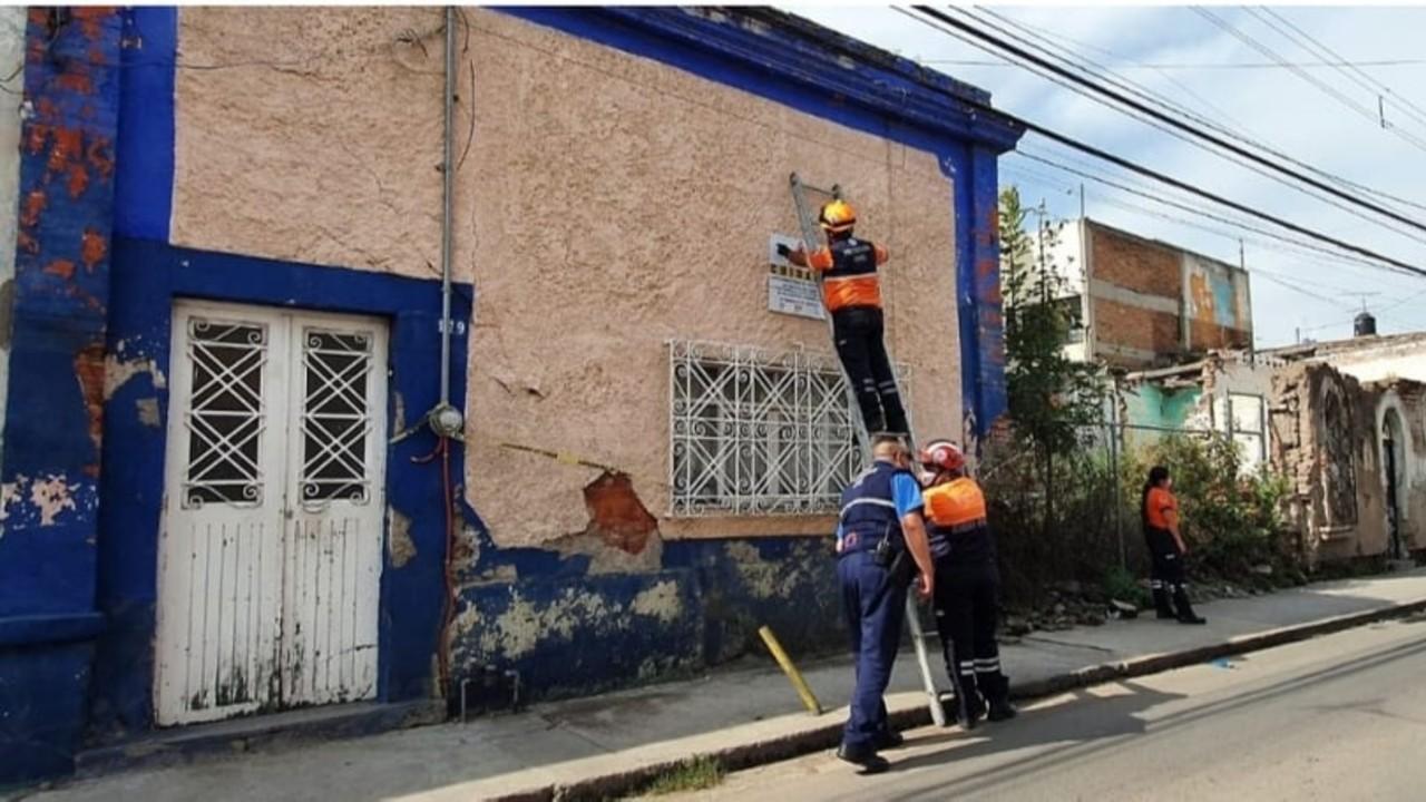 Fallas geológicas en Guanajuato afectan decenas de casas y edificios