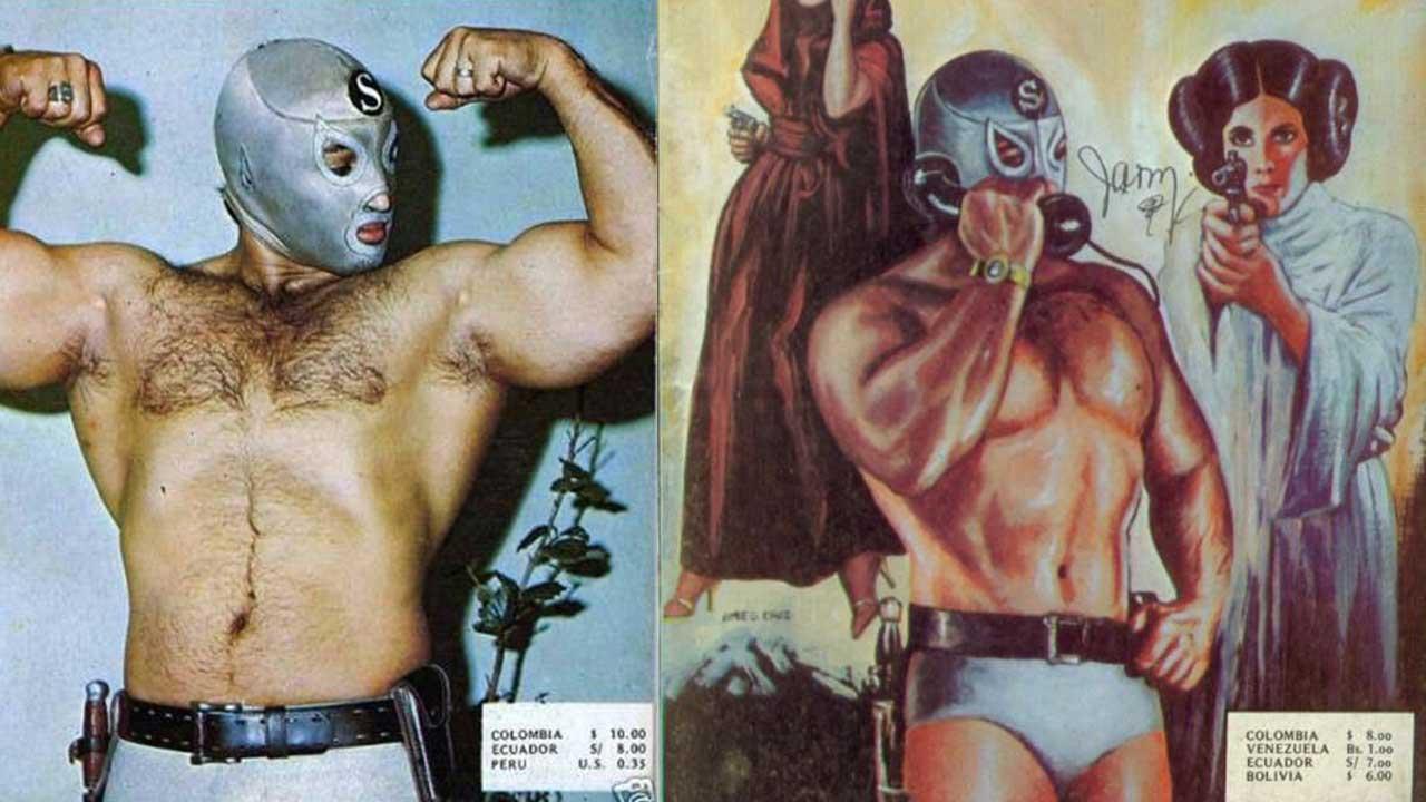 Falleció Héctor Pliego, el segundo Santo de los cómics