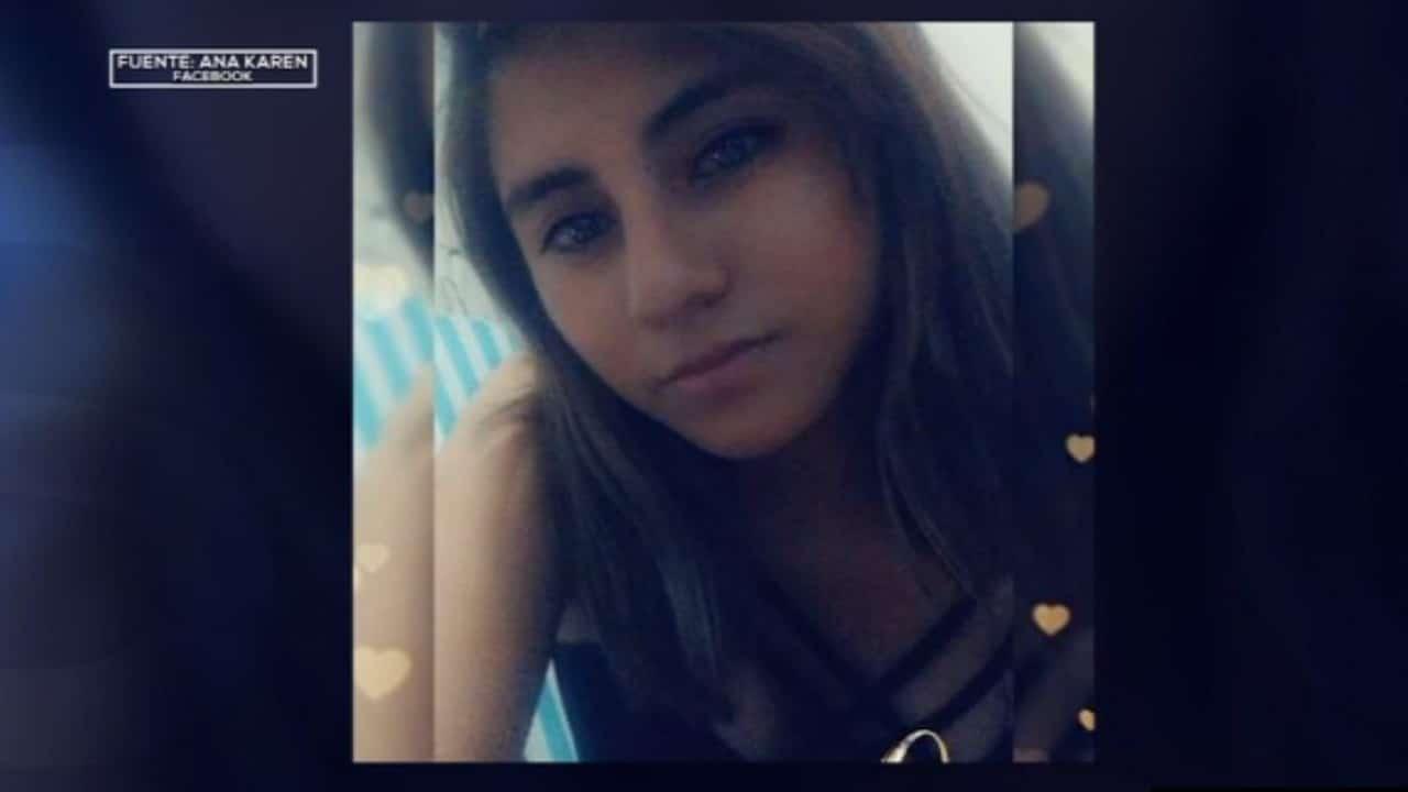 Familiares de Ana Karen la buscan tras su desaparición el 13 de julio de 2021