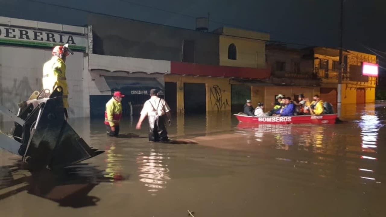 Familias pierden todo por inundaciones en Zapopan; continúa evaluación de daños