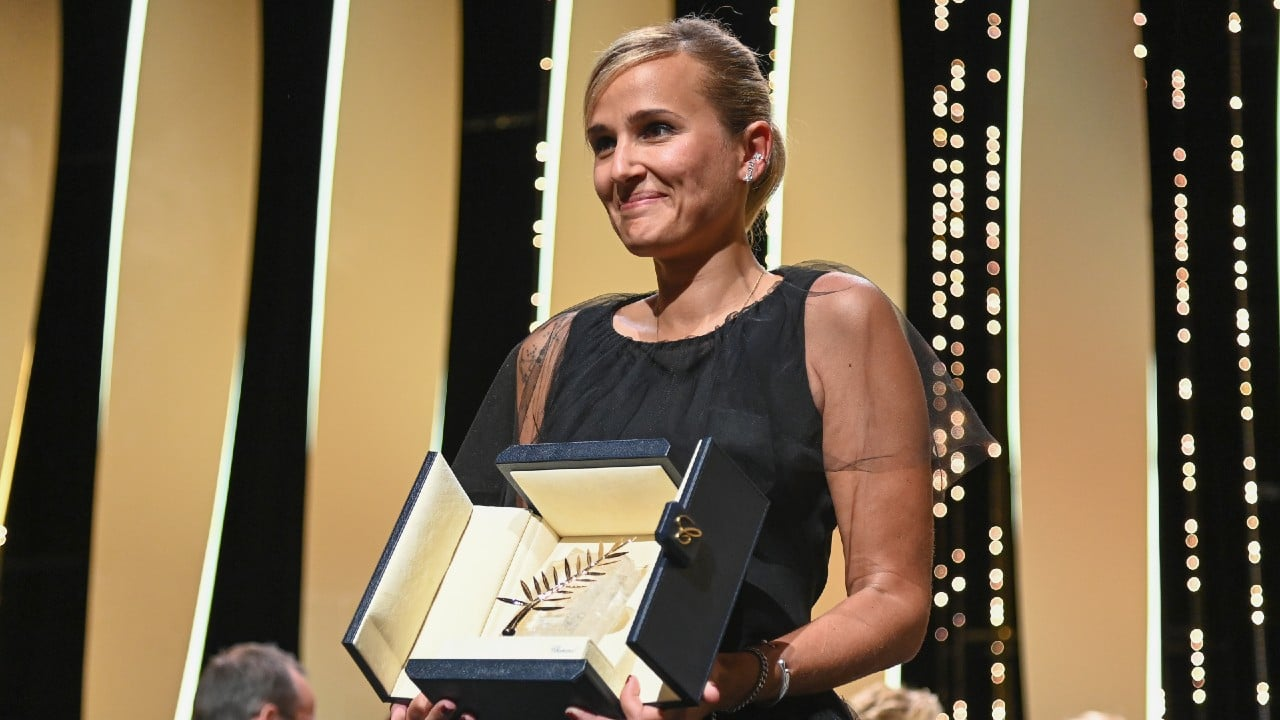 Festival de Cannes corona a la francesa Julia Ducournau con la Palma de Oro