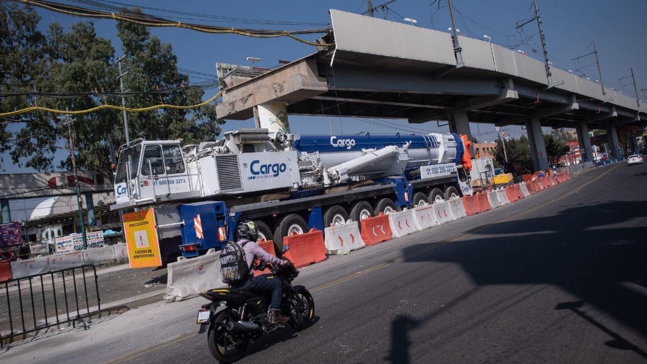 FGJCDMX prevé imputar pronto a responsables de derrumbe en línea 12 del Metro