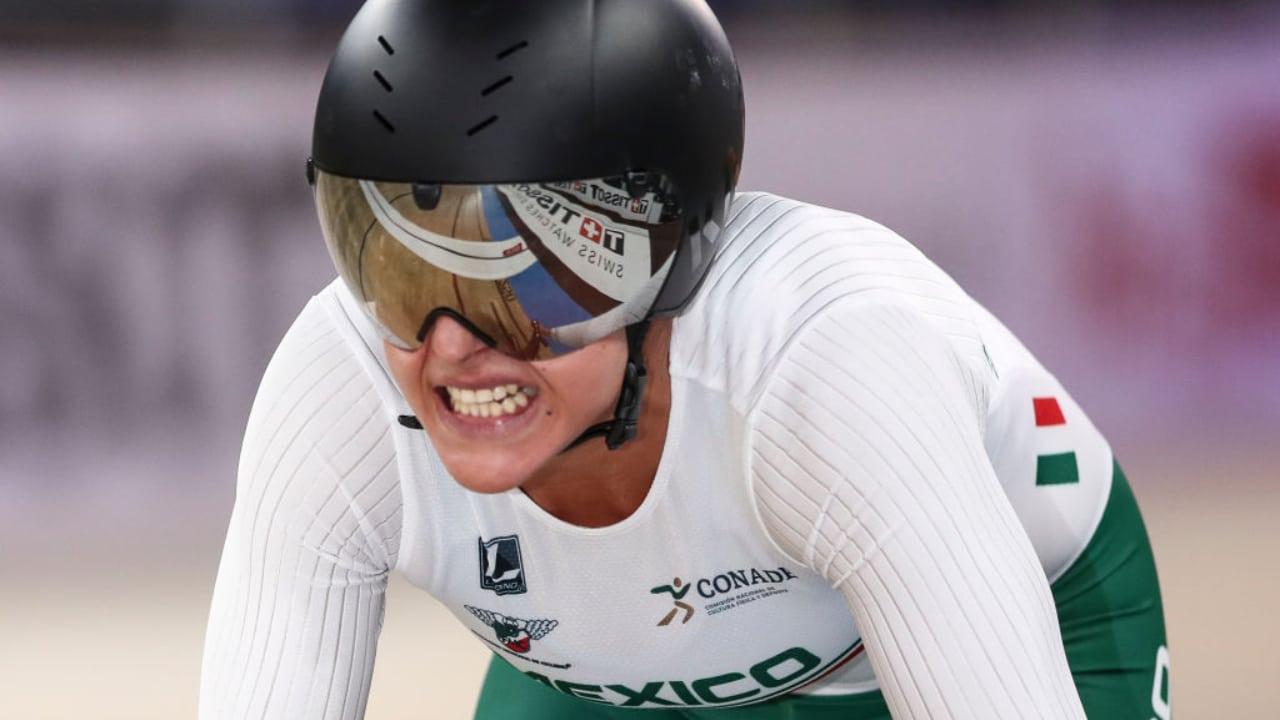 Ciclista mexicana Jessica Salazar irá a Tokyo 2020