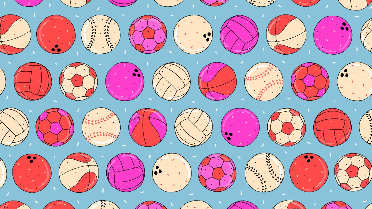 Viral: Reto visual encuentra las pelotas de playa ocultas