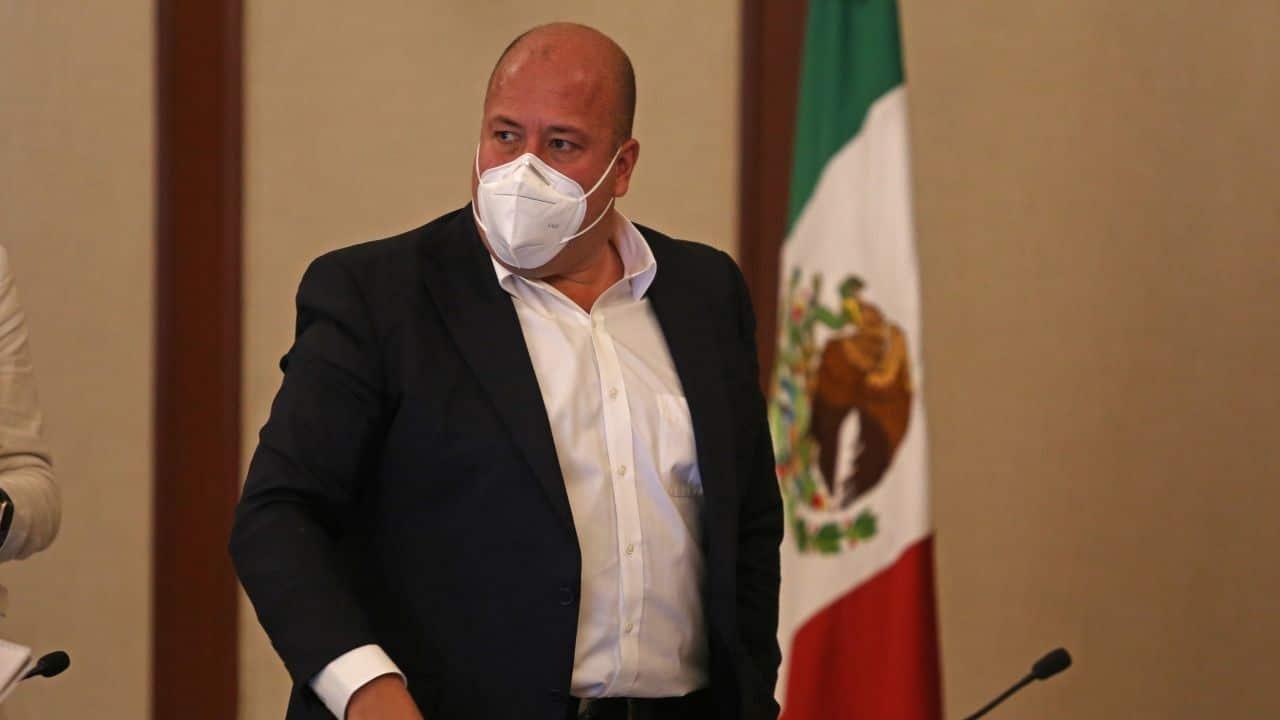 Gobernador de Jalisco pide reforzar presencia de Guardia Nacional en la entidad