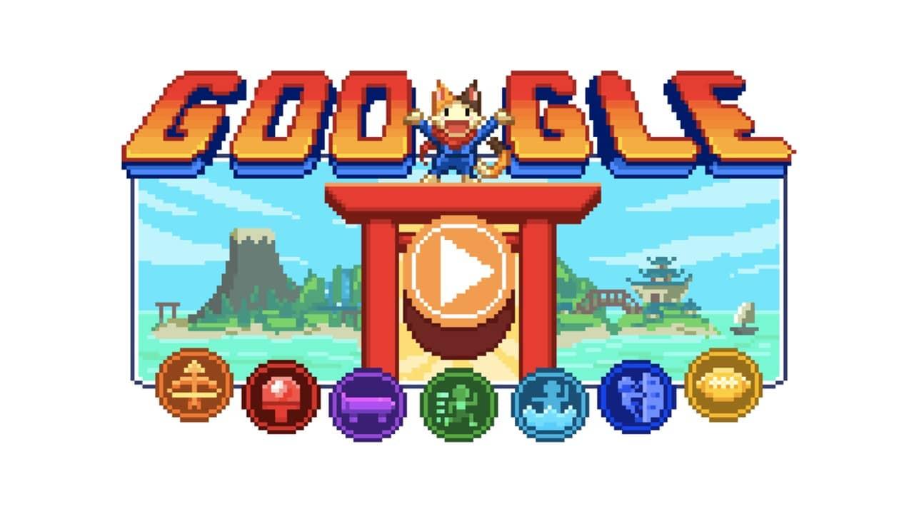 Google dedica doodle interactivo a inauguración de los Juegos Olímpicos