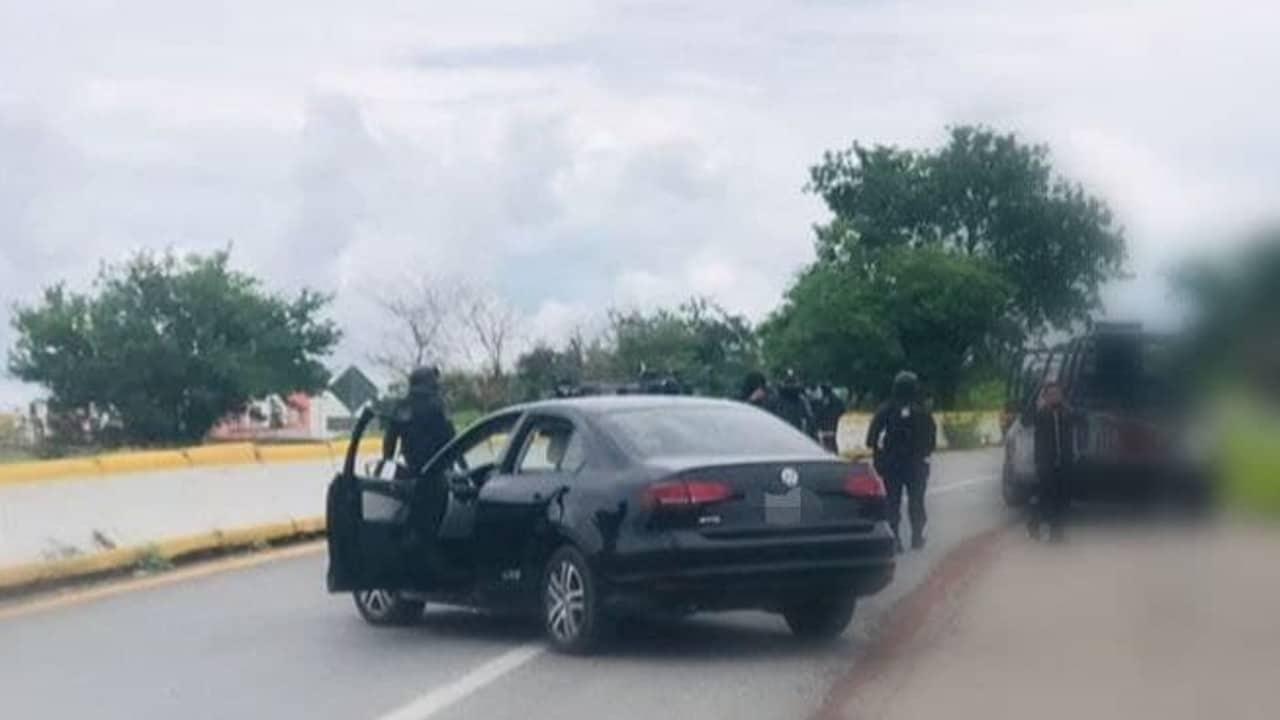Enfrentamiento entre policías y sujetos armados deja 5 muertos en Guerrero