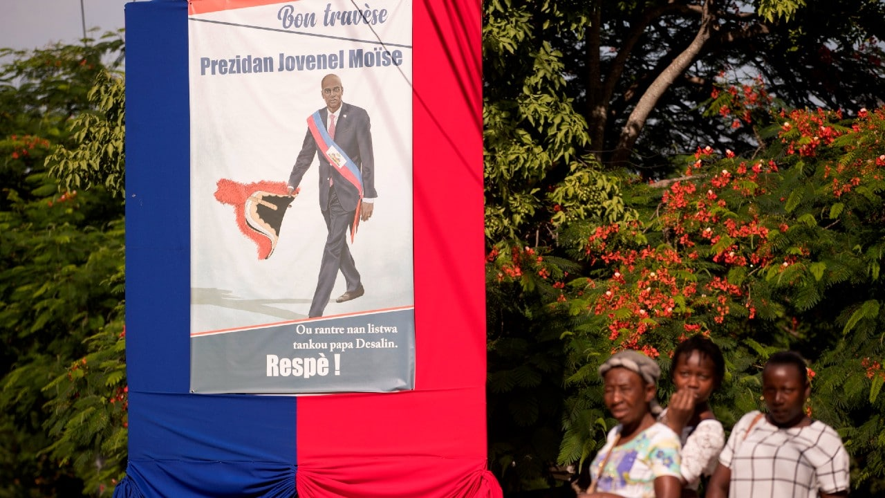 Haití espera nuevo líder e inicia el duelo oficial por Moïse