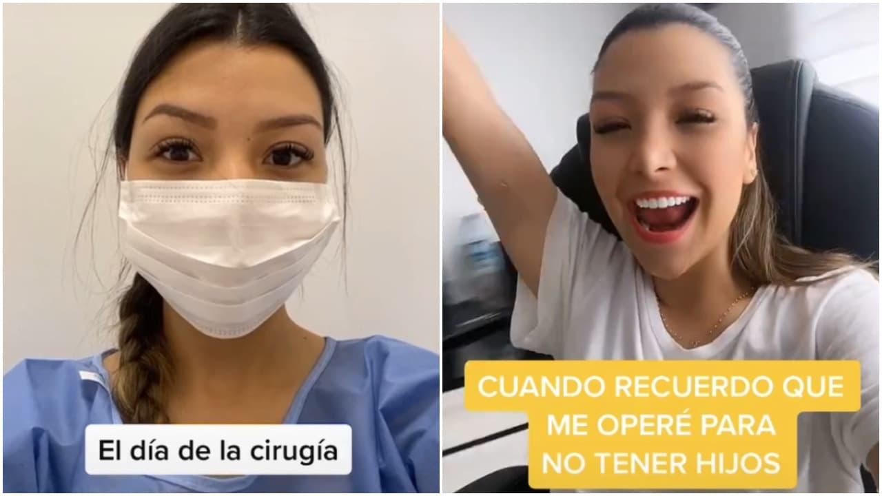 cirugía, derechos reproductivos, TikTop, trompas de Falopio