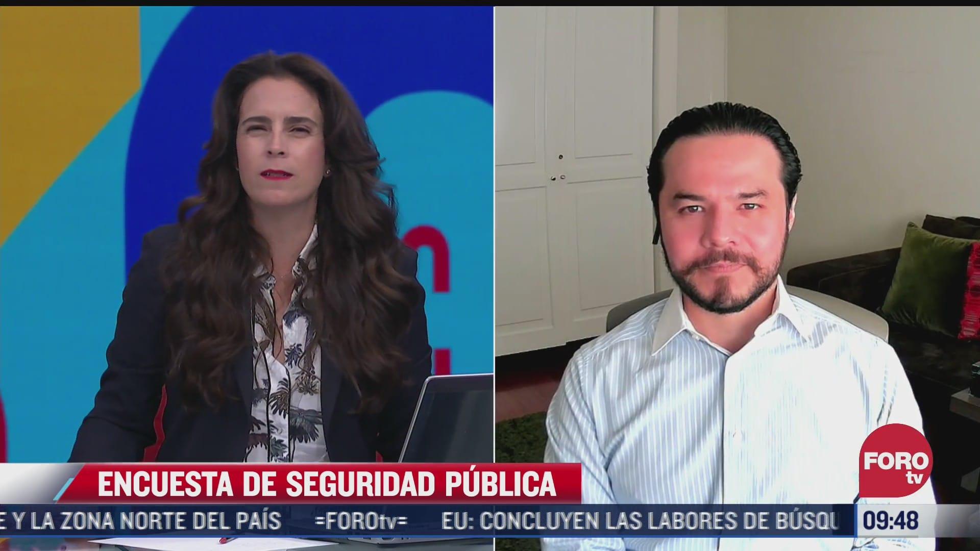 historias que se cuentan perspectivas de inseguridad en mexico