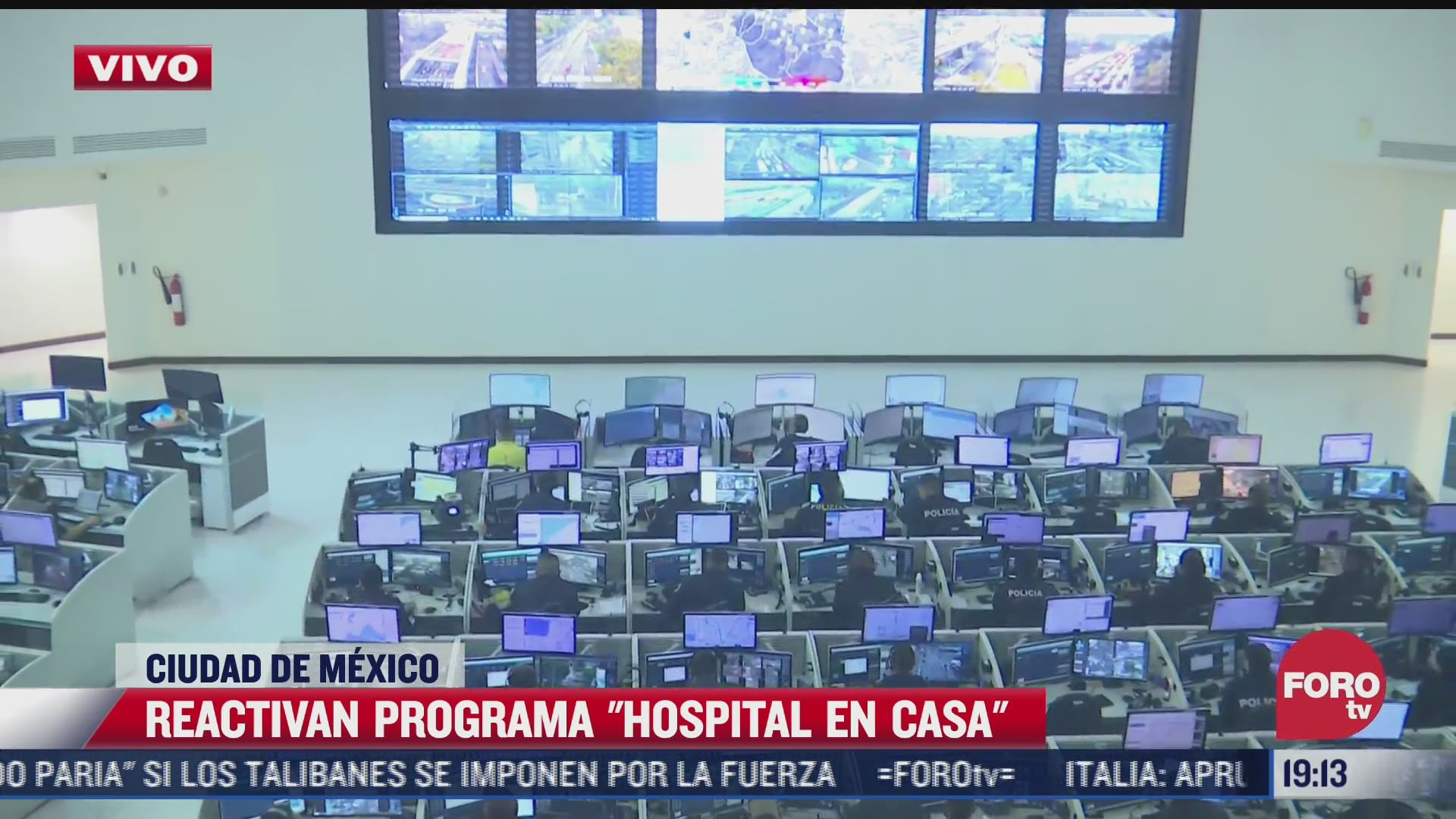 hospital en casa programa para monitorear a pacientes sintomaticos de covid