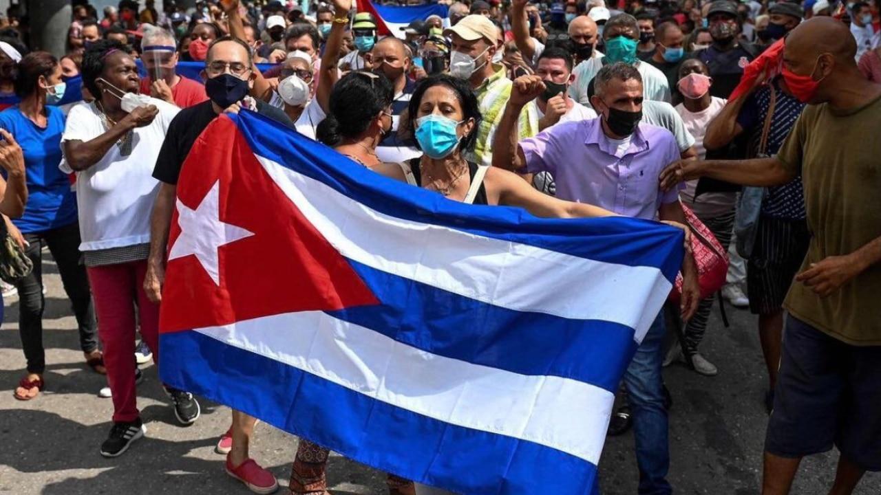 ¿Qué está pasando en Cuba 2021?